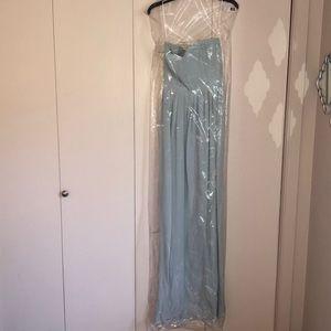 Parker Black Silk Maxi Dress